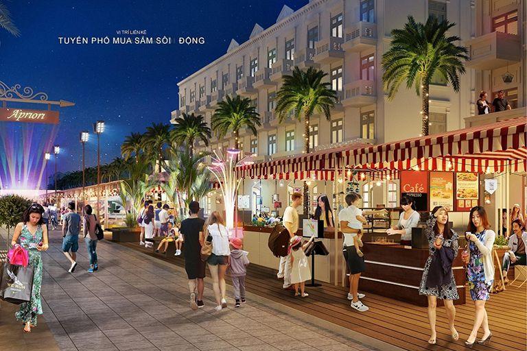 Tổ hợp biệt thự, nghỉ dưỡng Sailing Club Residences Hạ Long Bay 3