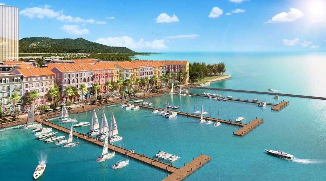 Tổ hợp biệt thự, nghỉ dưỡng Sailing Club Residences Hạ Long Bay 4