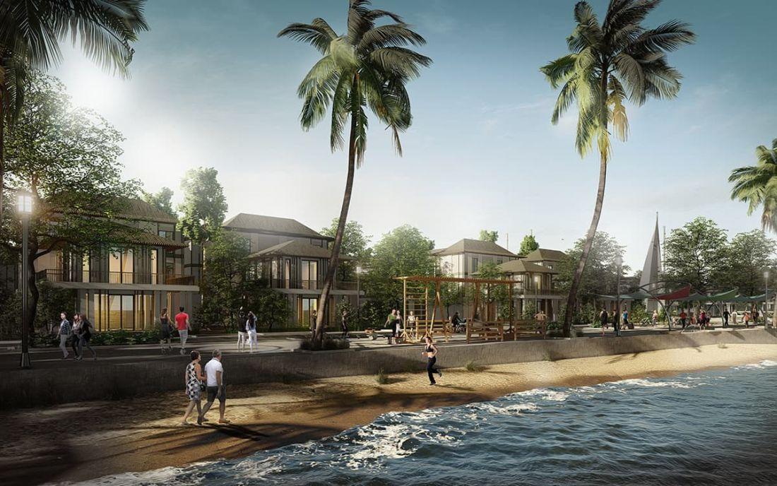 Đất nền biệt thự Nhật Lệ Riverside Quảng Bình