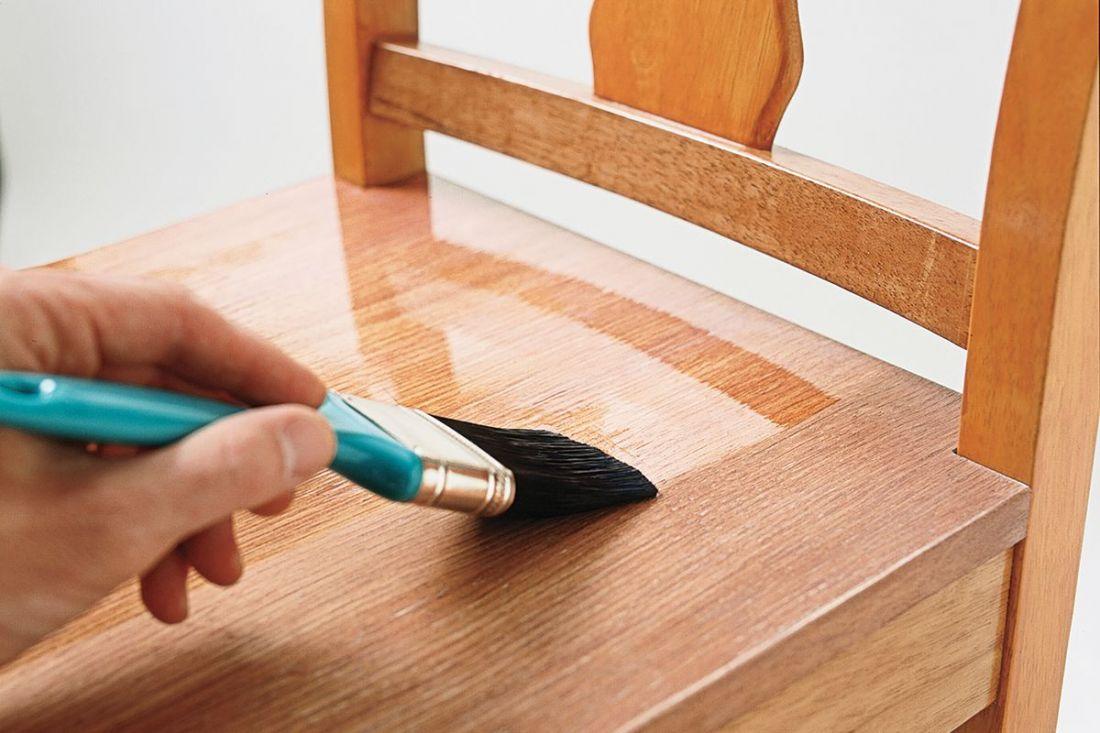 Tính năng ưu việt của lớp phủ bảo vệ sinh học cho vật liệu gỗ