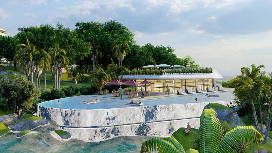 Tổ hợp căn hộ, biệt thự nghỉ dưởng Sunshine Heritage Đà Nẵng 4
