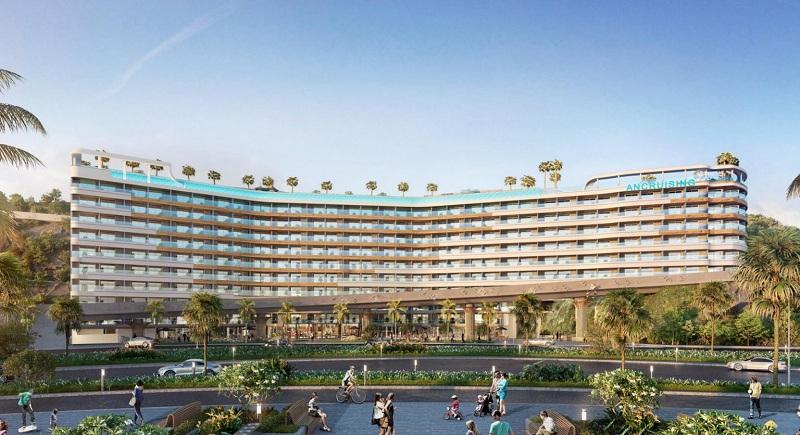 Quy mô dự án căn hộ AnCruising Nha Trang