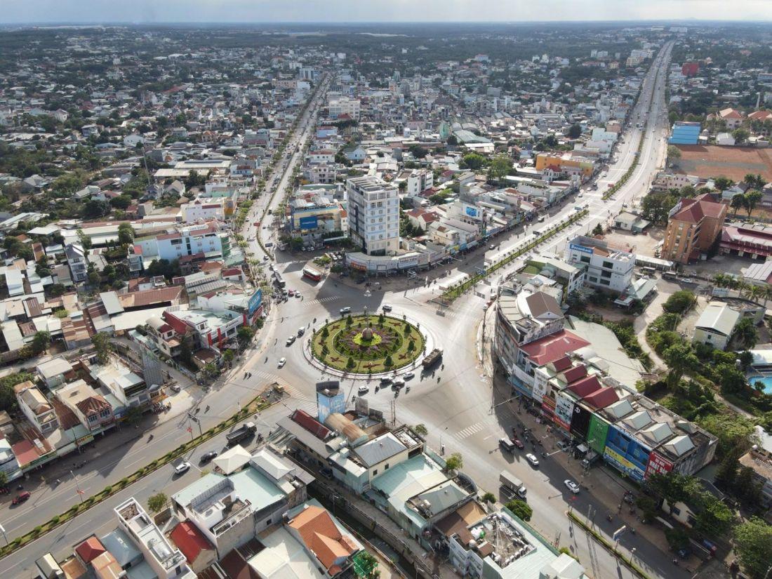 Bình Phước thu hồi gần 23.000ha đất