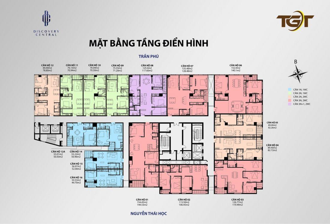 Chung cư Discovery Central Hà Nội