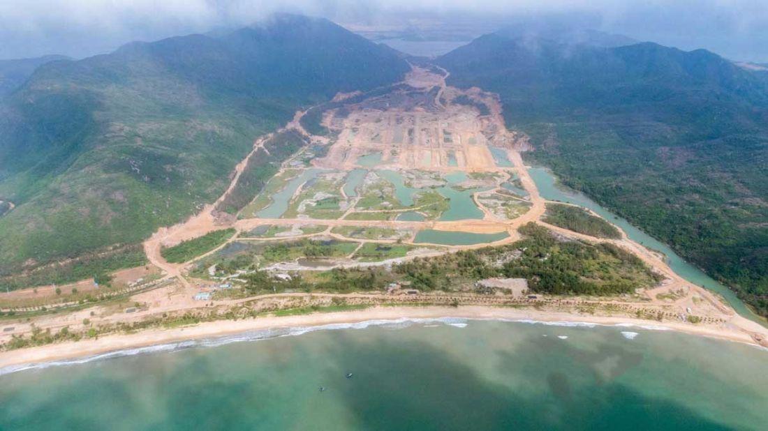 Bình Định: Khu du lịch Hải Giang Merry Land tăng thời gian hoạt động thêm 20 năm