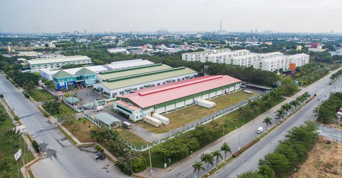 Hơn 2.500 tỉ đồng đầu tư khu công nghiệp ở Long An