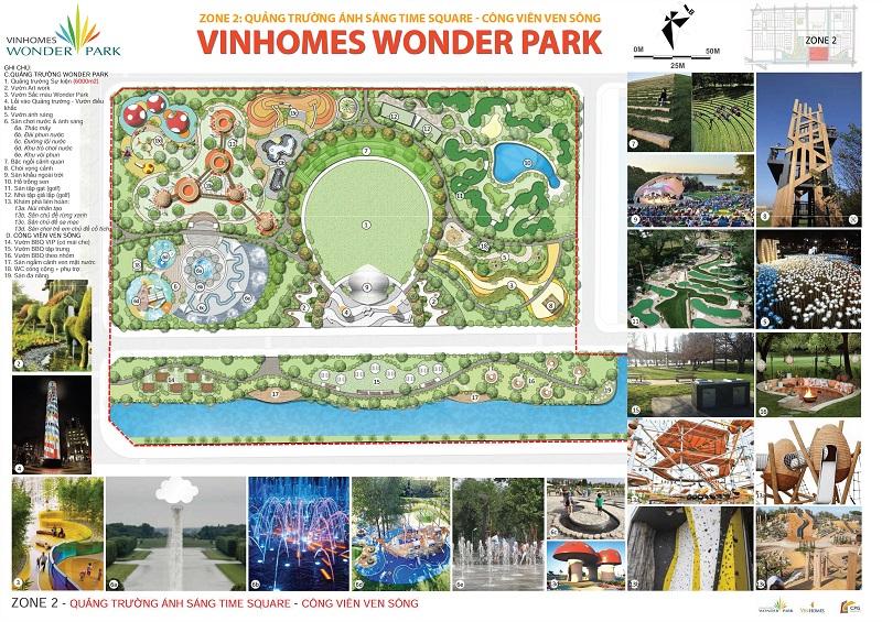 Khu đô thị Vinhomes Wonder Park Đan Phượng