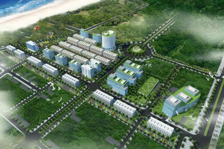 1.250 tỷ đồng chảy về dự án Khu du lịch Hoàng Hải Phú Quốc của Tân Hoàng Minh