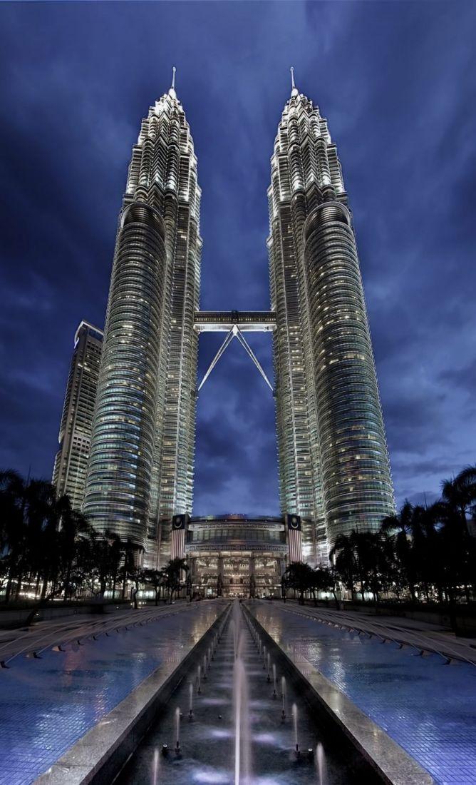 Khám phá những tòa nhà cao nhất thế giới
