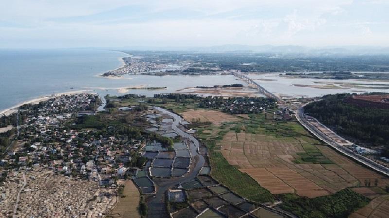 Quảng Ngãi: Tân Á Đại Thành đề xuất lập quy hoạch Khu đô thị 76 ha tại vị trí có ý nghĩa quan trọng