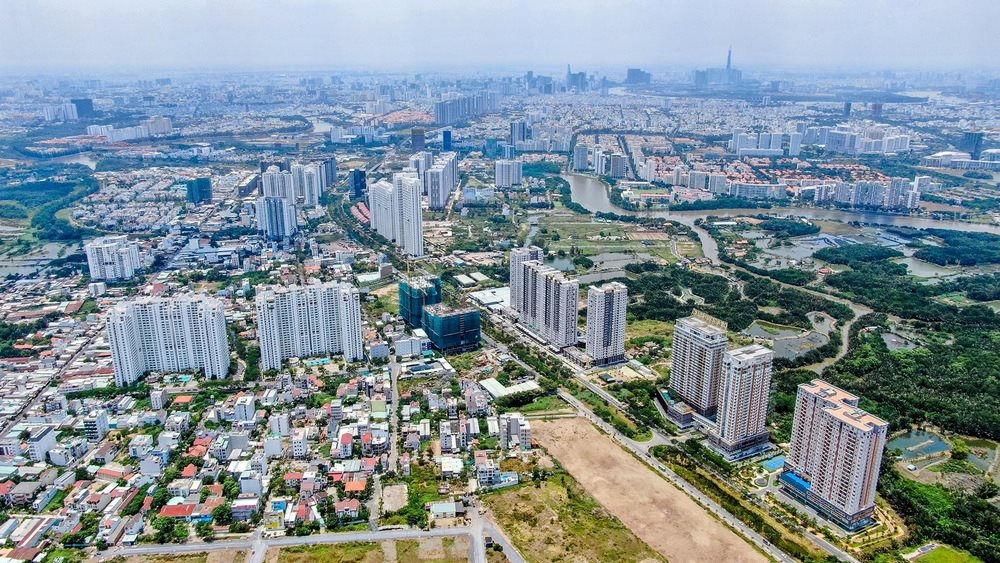 Doanh nghiệp bất động sản bắt đầu chạy