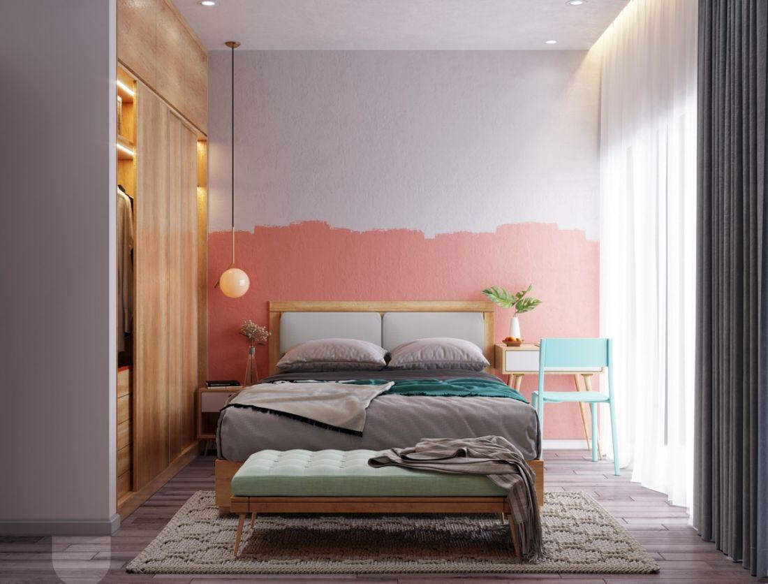 Trang trí nội thất phòng ngủ đơn giản và đẹp