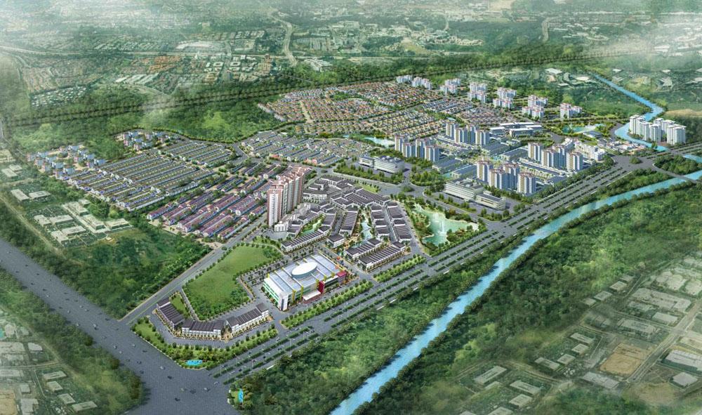 Khu đô thị EcoLakes Mỹ Phước Bình Dương