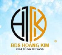 Công ty TNHH Thương Mại Dịch Vụ Bất Động Sản Hoàng Kim