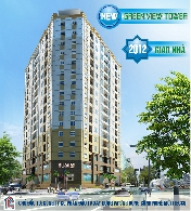 Green View Tower: Tầm nhìn xanh nơi xứ Nghệ