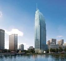 Vietcombank Tower: Cao ốc văn phòng hạng A nơi trung tâm Thành phố