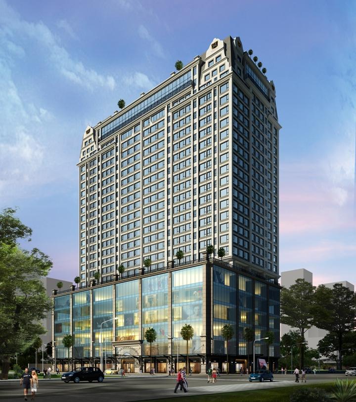 Dự án Léman Luxury Apartments