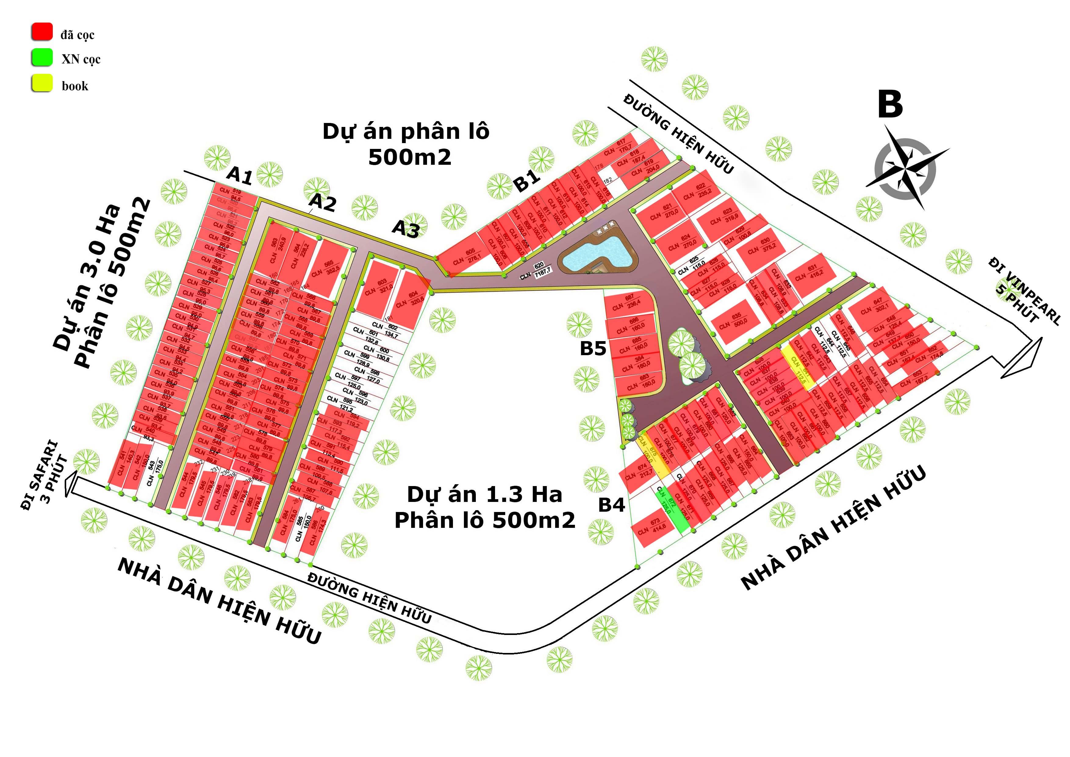 Đất nền Butterfly Home Resort Phú Quốc