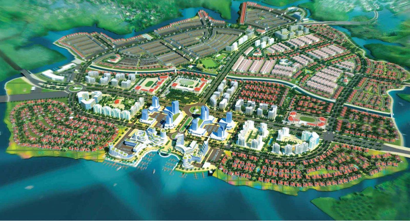 Khu đô thị Biên Hòa New City Đồng Nai