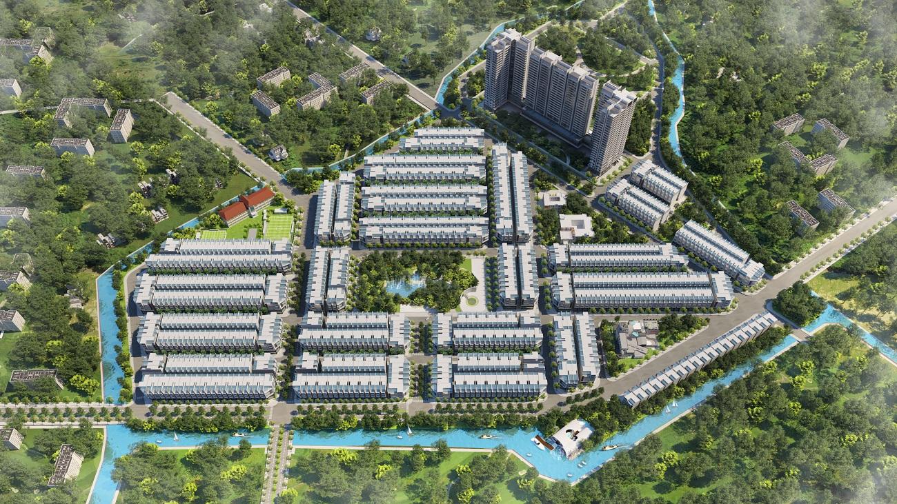 Dự án khu dân cư Qi Island Bình Dương