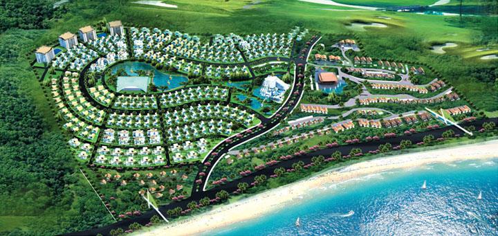 Ngày 19/1/2013: Mở bán đất nền biệt thự Sunny Villa