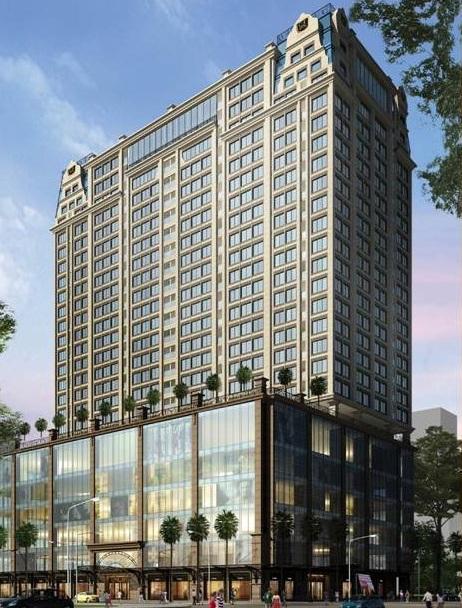 Ngày 30/1/2013: Mở bán Léman Luxury Apartments