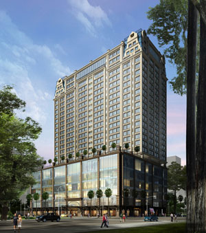 Ngày 03/08/2013: Mở bán 28 căn hộ cao cấp Léman Luxury Apartments