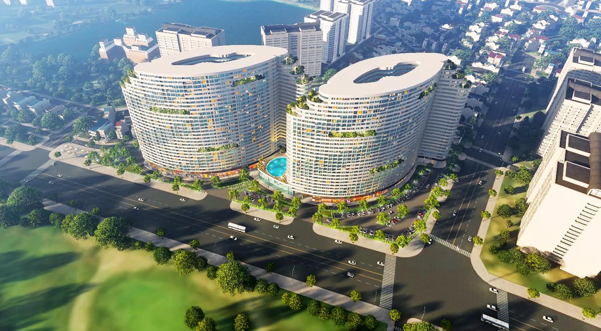 Ngày 27/10: Ra mắt chung cư Vũng Tàu Gateway