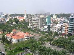 Sôi động thị trường địa ốc Tây Nam Tp.HCM