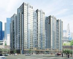 Tp.HCM: C.T Group xây dựng khu căn hộ cao cấp Mikas