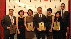 Savills Việt Nam: Nhận 7 giải thưởng bất động sản Châu Á - Thái Bình Dương 2011