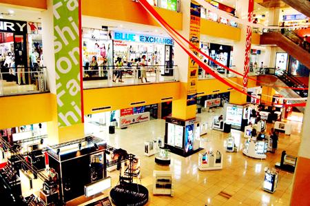 Thị trường mặt bằng bán lẻ: Giá thuê tăng 8%