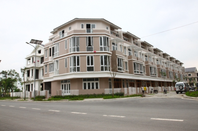 Mở bán 44 căn nhà liền kề Xuân Phương Viglacera