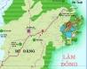 Bình Phước: Duyệt quy hoạch 1/5000 Khu du lịch Trảng cỏ Bù Lạch