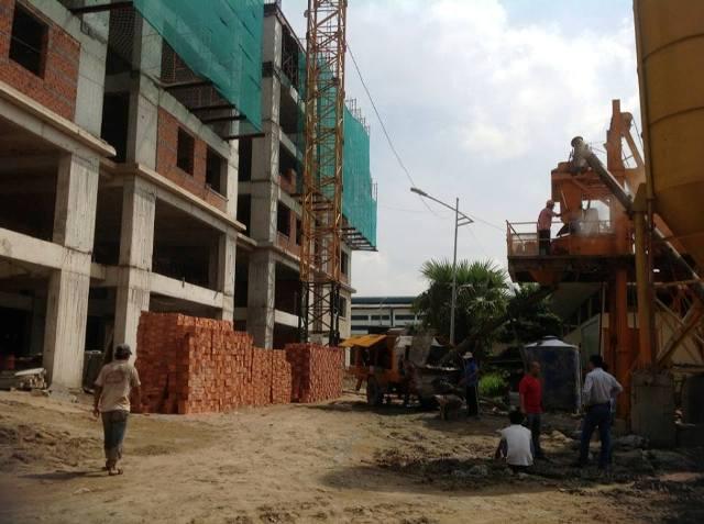 Chủ đầu tư Tecco Green Nest công bố đã có giấy phép xây dựng