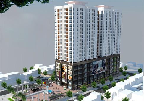 Đất Xanh góp 225 tỷ đồng đầu tư dự án căn hộ tại quận 8