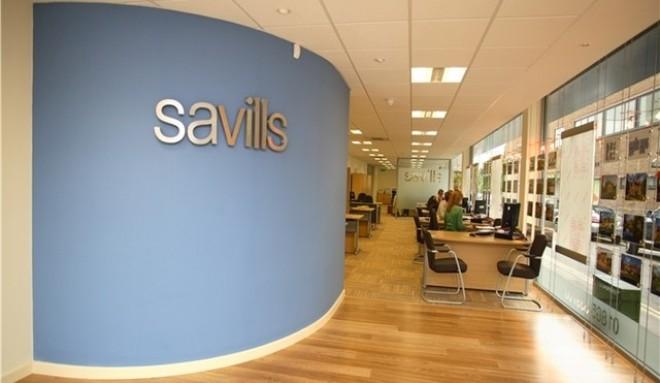 Savills: Doanh thu 6 tháng đầu năm tăng 27%