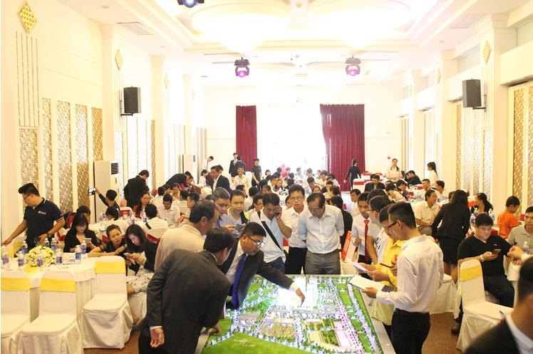 Ra mắt thành công dự án Khang An Residence