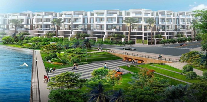 C.T Group hợp tác với Soilbuild phát triển khu đô thị 350 triệu USD ở Bình Chánh