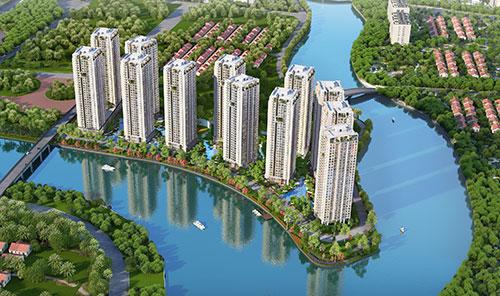 Tái cấu trúc mảng dịch vụ bất động sản, Đất Xanh chuyển hơn 54 triệu cổ phiếu sang công ty con