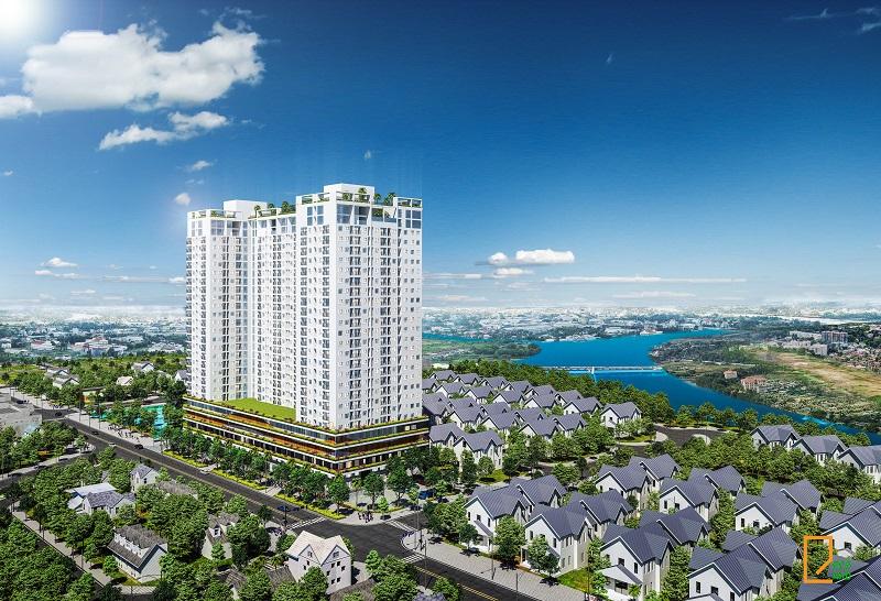 Quy Nhơn có thêm dự án quy mô gần 700 căn hộ