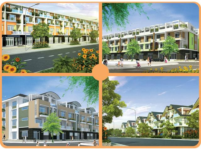 nhalienkenhabietthu 1339603123 Tổng quan và quy mô khu đô thị Sunflower City