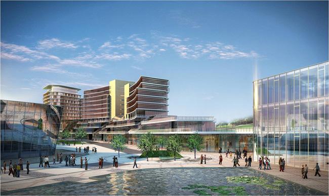 golfvalley commercial 1341588471 Tổng quan và quy mô Golf Valley: Khu công viên văn hóa đô thị thành phố Đà Lạt