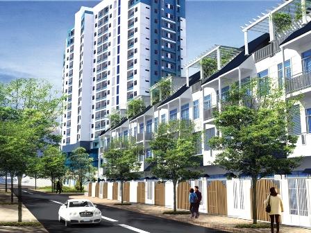 tang phu house1  1345821958 Tổng quan và quy mô khu dân cư Tăng Phú House