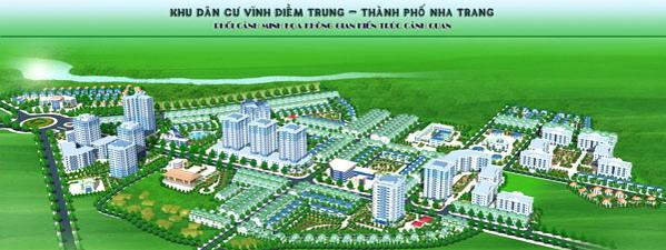 vinhdiemtrungpctt 1349454898 Tổng quan và quy mô khu đô thị Vĩnh Điềm Trung