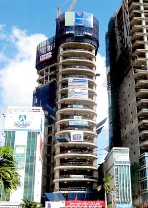 v ikontiendor 1352472245 Tổng quan và quy mô cao ốc văn phòng V ikon
