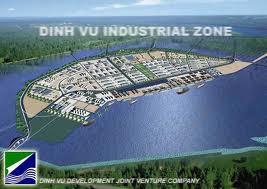 Hải Phòng: Đầu tư Khu công nghiệp gần 993 tỷ đồng