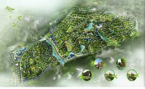 Dầu khí Đông Đô chào bán đất nền Khu đô thị sinh thái và dịch vụ Cửu Long
