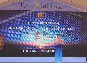Chào bán chính thức The Empire tại Đà Nẵng
