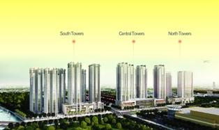Sắp bàn giao khu căn hộ cao cấp Sunrise City
